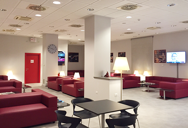 Lounge Italo Club apre a Napoli Centrale