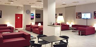 Lounge Italo Club opens in Napoli Centrale