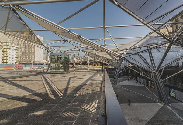 Google a Napoli Centrale