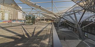 Google at Napoli Centrale