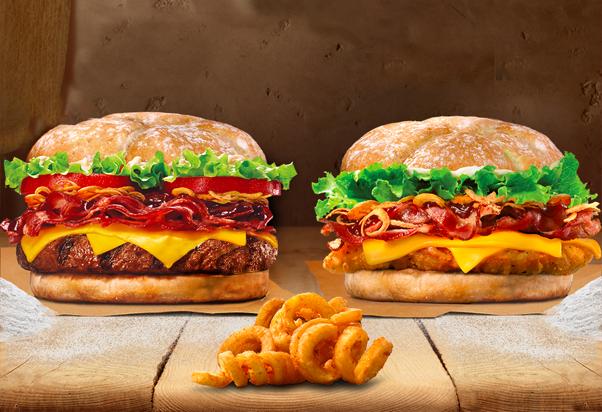 Burger King: traditional taste