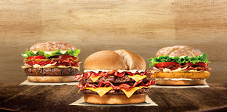 Burger King: the kings are coming!