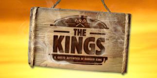 Burger King: new King Bacon.