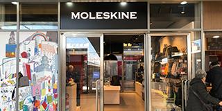 Nuova apertura: Moleskine