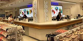 Kiabi is now open.