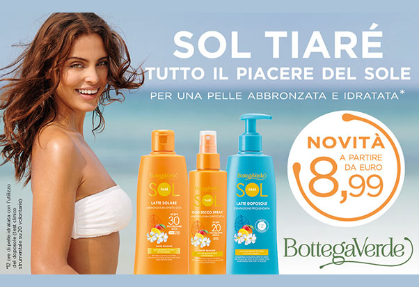 Promo Bottega Verde After sun lotion