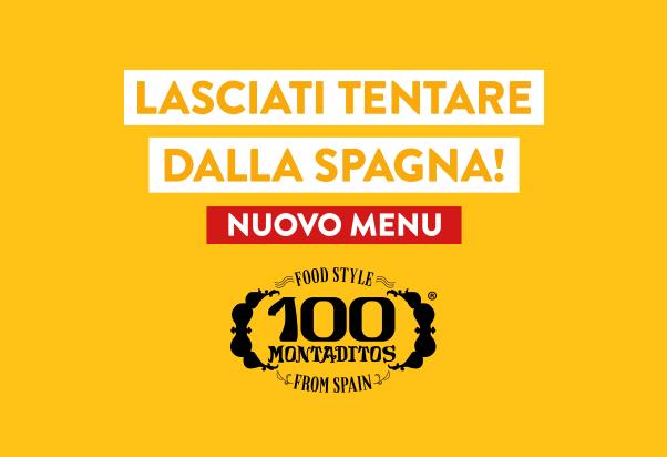 100 Montaditos: tante appetitose novità!