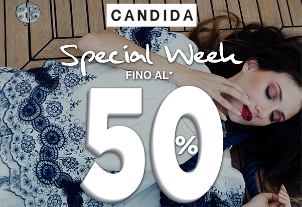 Candida: Special Week