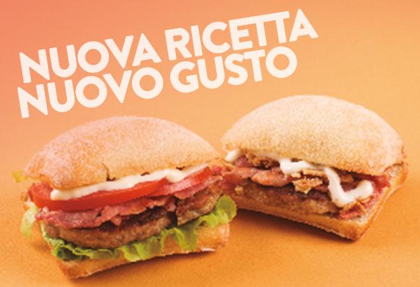 100 Montaditos: nuovi burger!