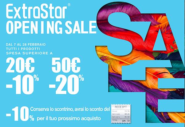 Special promo Extrastar