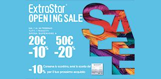 Extrastar special promo
