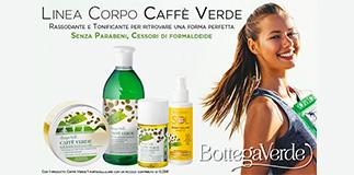 Caffè Verde product line
