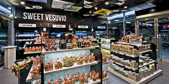Sweet Vesuvio