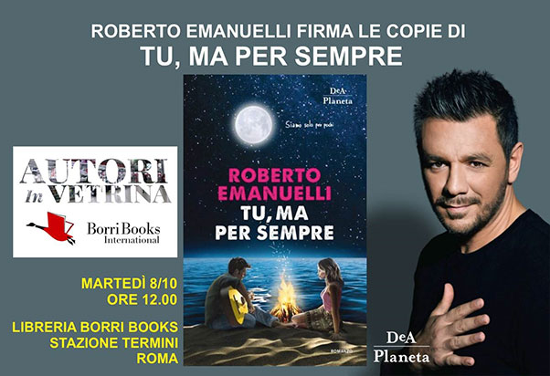 "Borri Books - Rassegna ""Autori in vetrina"""