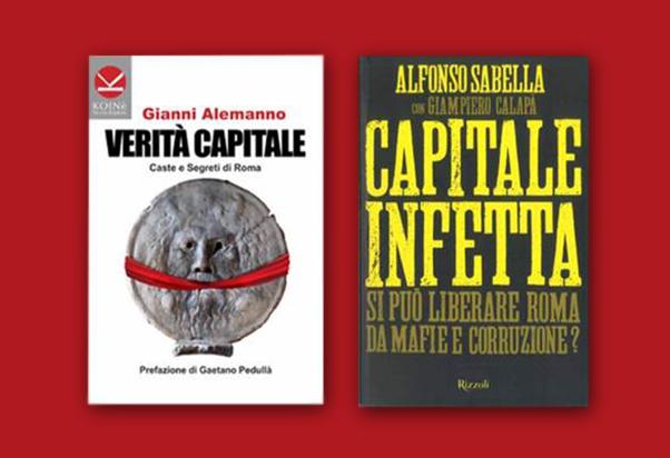 Talking about Rome at Borri Books