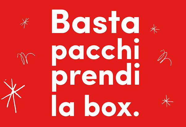 La Box di Natale più buona che c'è