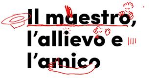 """Mercato Centrale Roma: """"Il maestro, l'allievo e l'amico"""""""