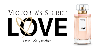 Victoria's Secret: Love, the new fragrance.