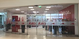 Italo Lounge: new opening.