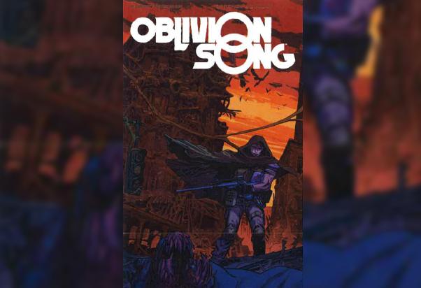 "Borri Books: ""Oblivion Song"" preview."