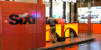 Sixt: new opening.