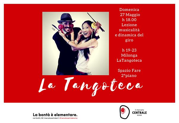 """Tangoteca"" at Mercato Centrale."