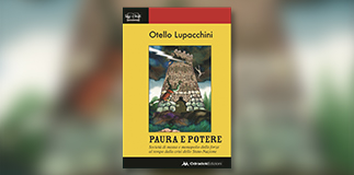 "Borri Books:""Paura e potere"" book launch."
