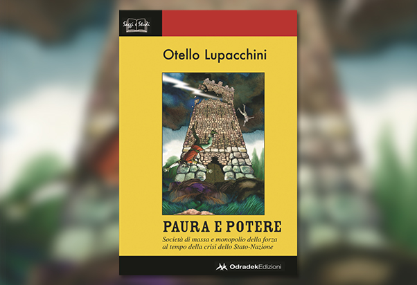 """Borri Books:""""Paura e potere"""" book launch."""