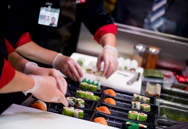 Sushi Daily: new opening.
