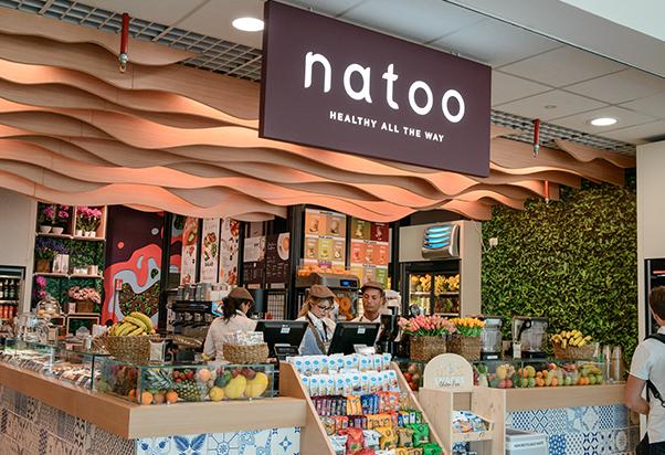 Natoo: new opening.