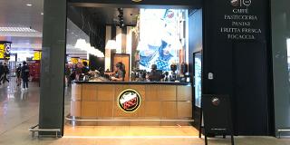 Caffè Vergnano: new opening.