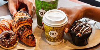 New opening: 12 oz Coffee Joint