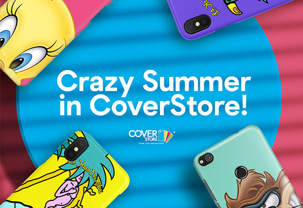 Crazy Summer da Cover Store