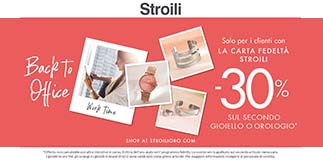 Saldi Stroili-back to office