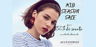 Accessorize's Autumn Sales