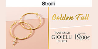 Nuova collezione Stroili Oro