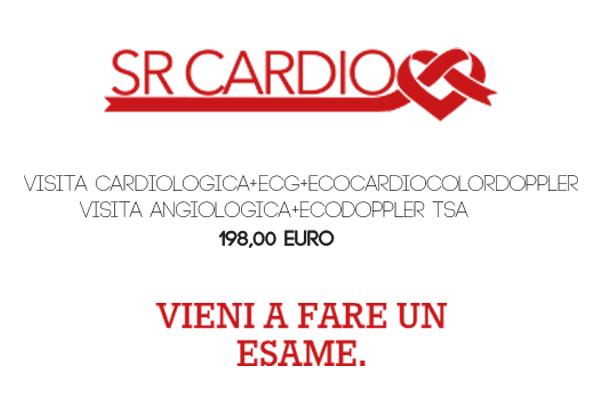 Promo esami cardiologici San Raffaele