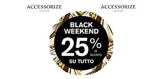 Black Weekend Accessorize