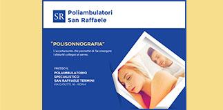 Polisonnografia al San Raffaele