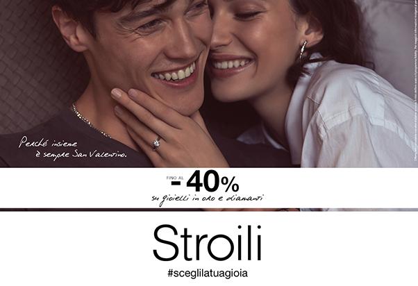 Le imperdibili offerte di San Valentino da Stroili