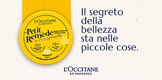 Promo beauty in L'occitane