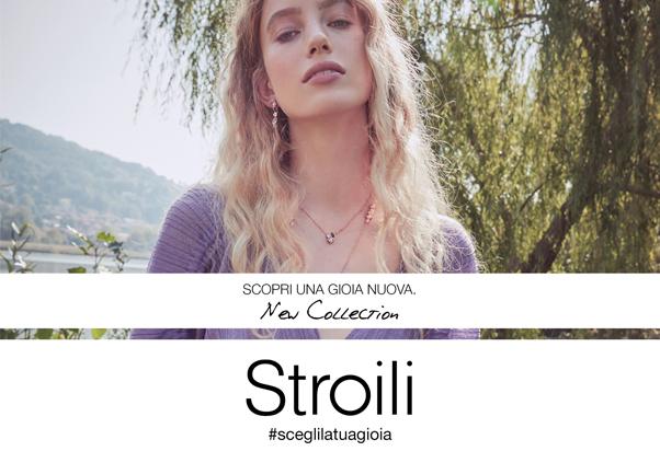 Scopri le collezioni Spring/Summer 2020 di Stroili.