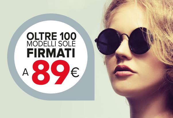 Choose your sunglasses at VistaSì
