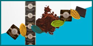 Venchi: il piacere sa di cioccolato.