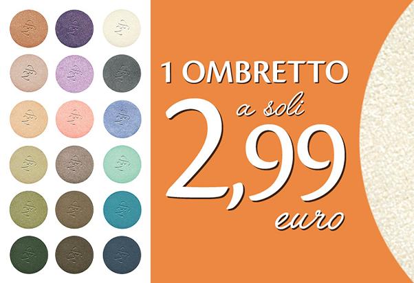 Bottega Verde: My Color eye shadows.