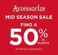 Accessorize: mid season sale.