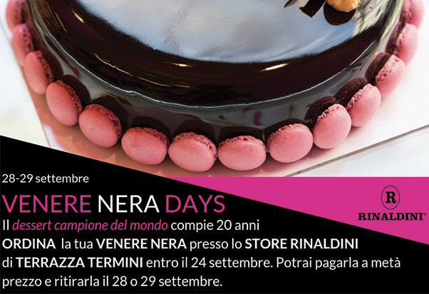 Rinaldini: Venere Nera Days