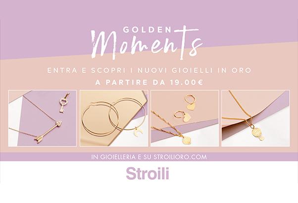 Gioielli Stroili - Gold  promotion