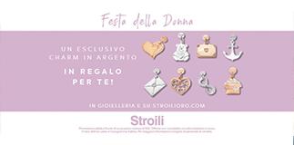 Stroili: Festa della Donna