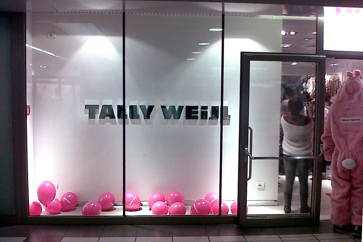 Tally Weijl - Underground Floor | Roma Termini